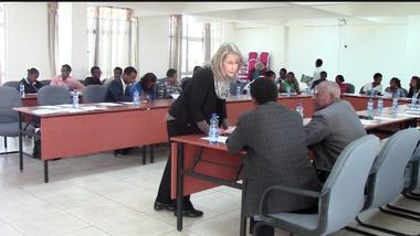 """English Language Teachers' Association, Addis Ababa, Ethiopia 2013 """"Teaching Vocabulary With Mind Maps"""""""